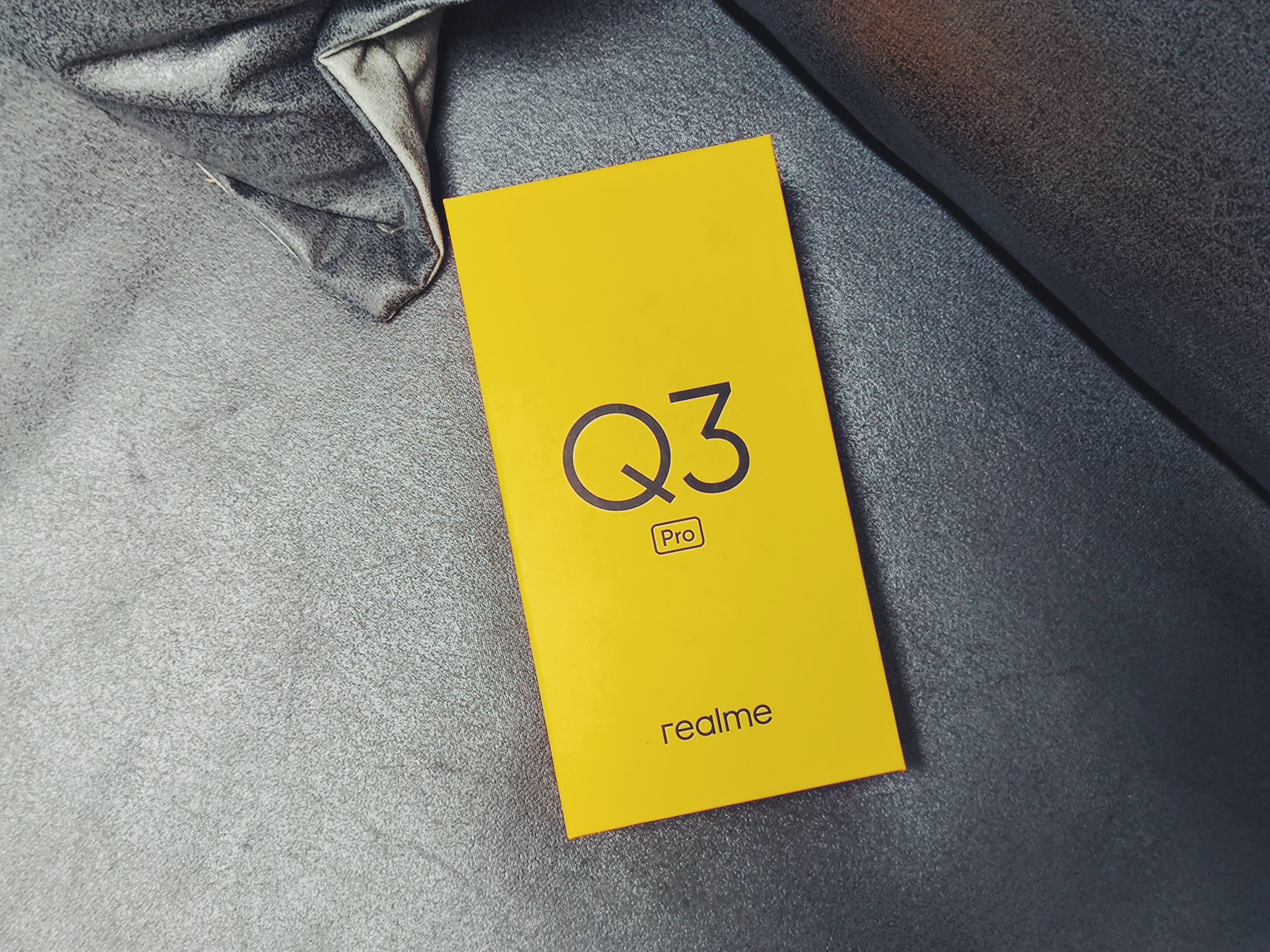 realme Q3 Pro评测:天玑1100卖到1599 还要啥自行车?