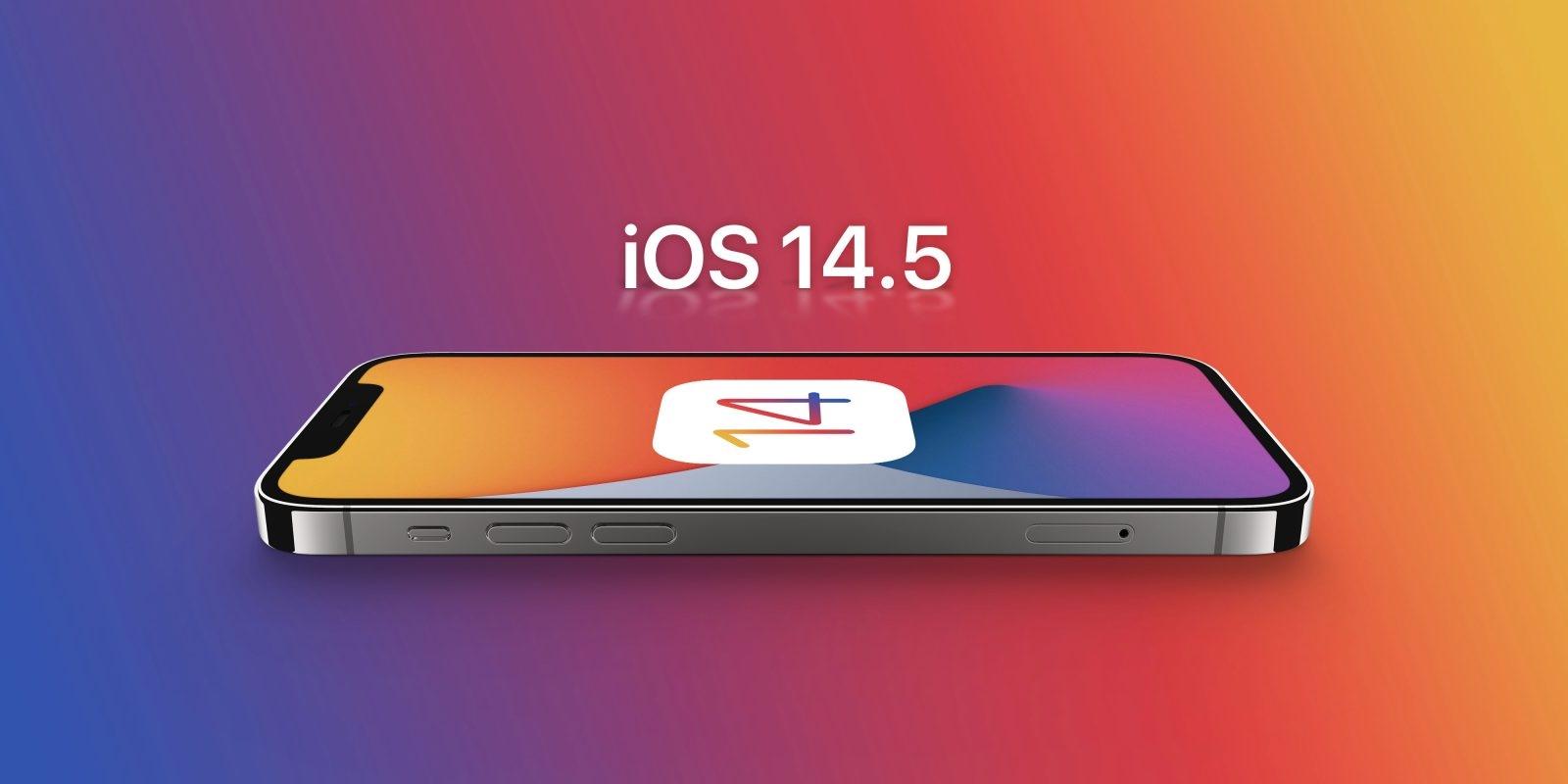iOS14.5正式版发布:戴口罩也能解锁iPhone了