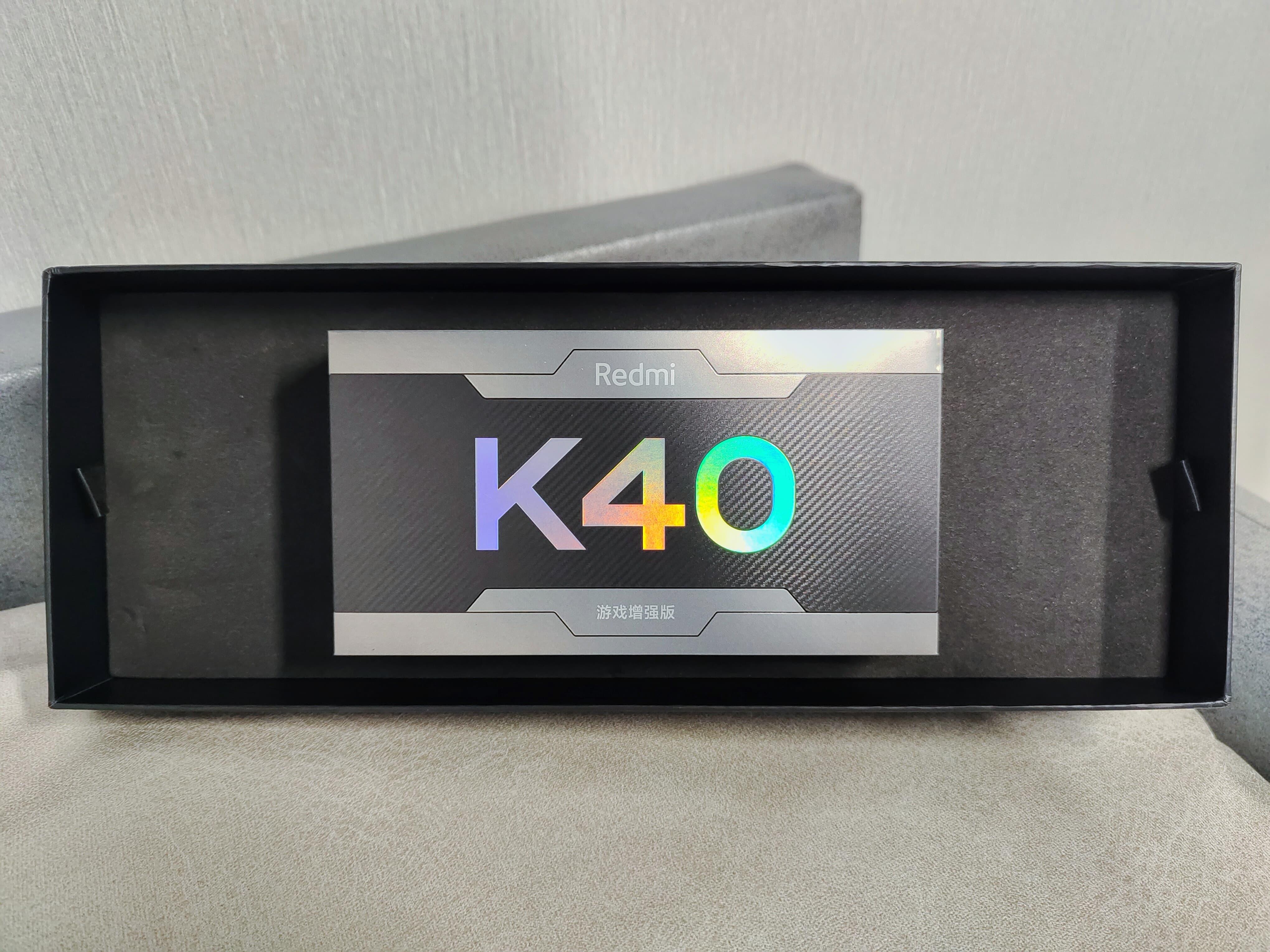 K40游戏增强版评测:1999起售没短板 这可能是K40宇宙最能打的一个