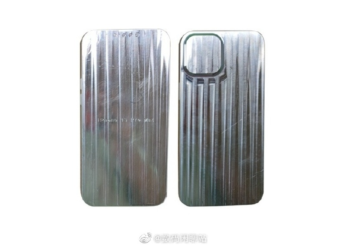 终极爆料:iPhone 13机模来了