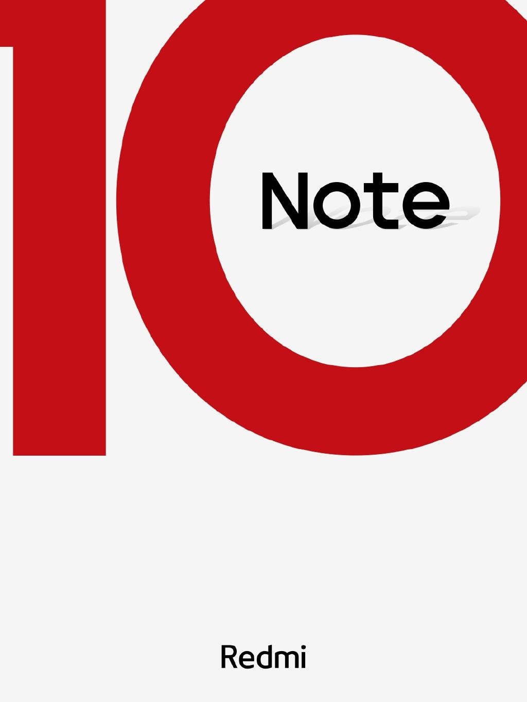 Redmi Note10系列官宣:献给你一颗旗舰芯