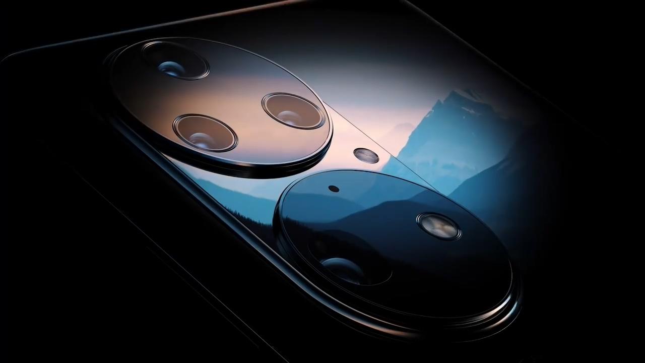 华为P50系列相机曝光:大底主摄+超高像素