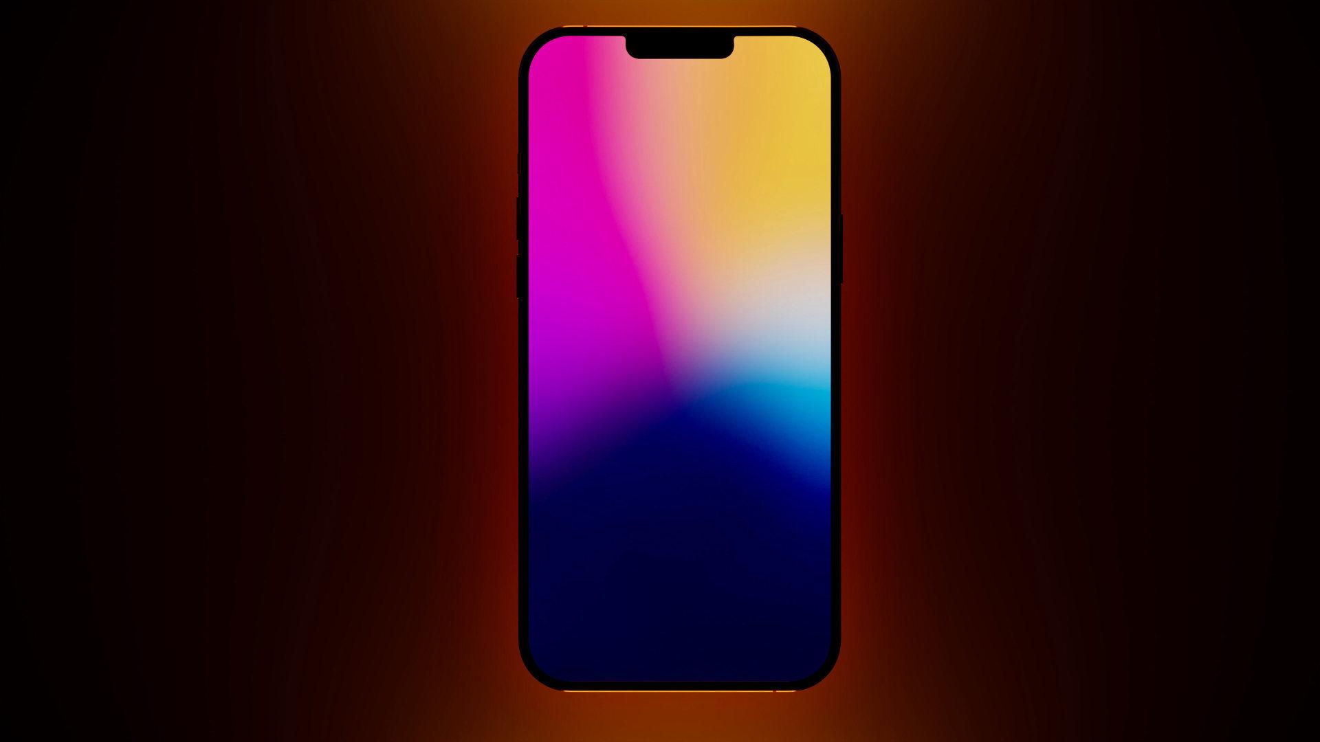 机模亮相!iPhone 13外形配色大曝光:12瞬间不香了