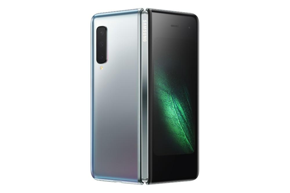 三星Galaxy Fold折叠手机发布:比iPhone还贵