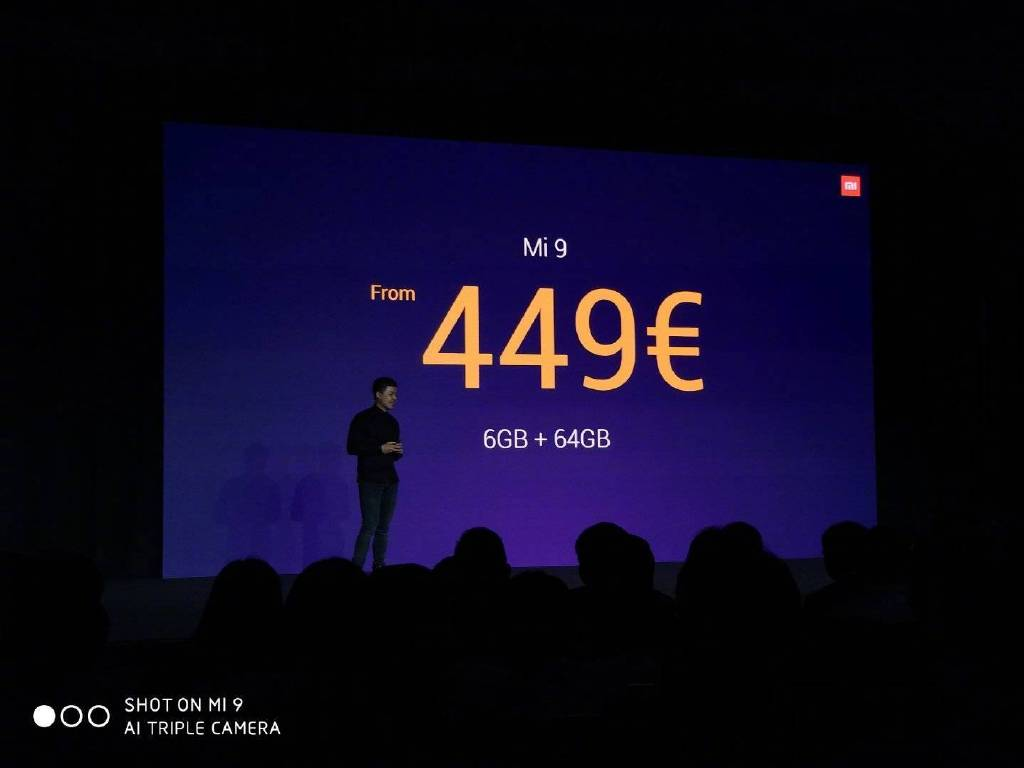 小米9海外发布:比国内贵这么多
