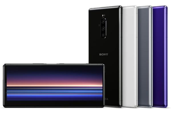 索尼新旗舰发布!4K屏+三摄+多重黑科技