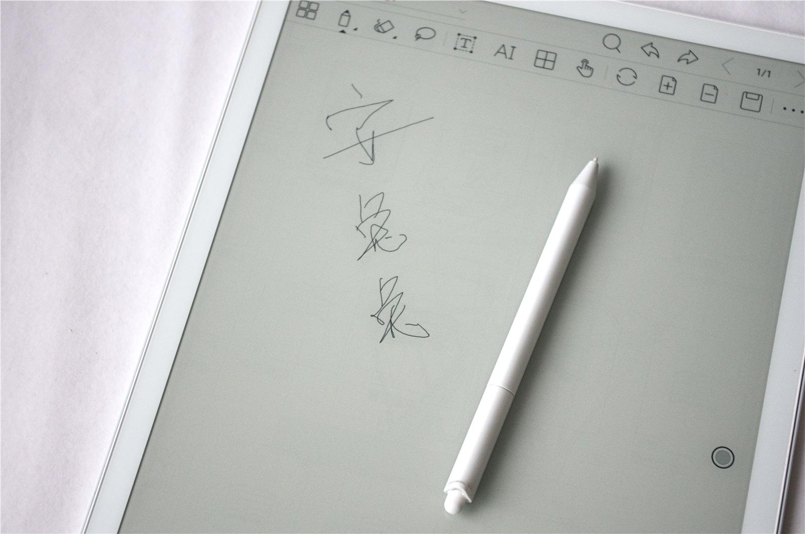 文石智能墨水平板评测:有了它 书本纸笔皆可弃