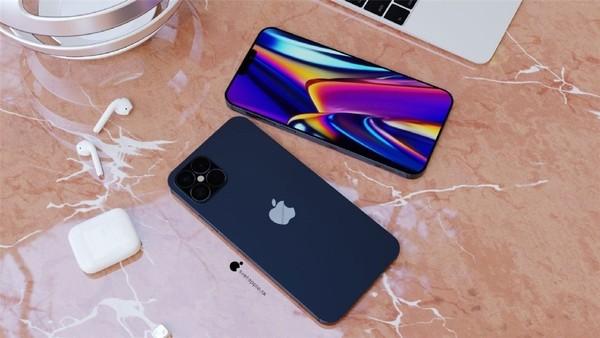 又要卖爆?iPhone 12海军蓝新配色来了