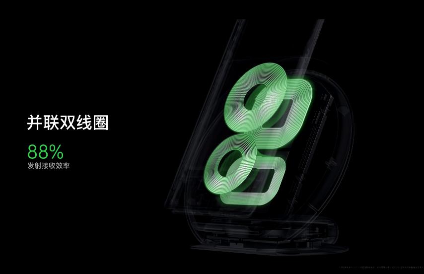 OPPO全新无线充电技术官宣:史上最快!