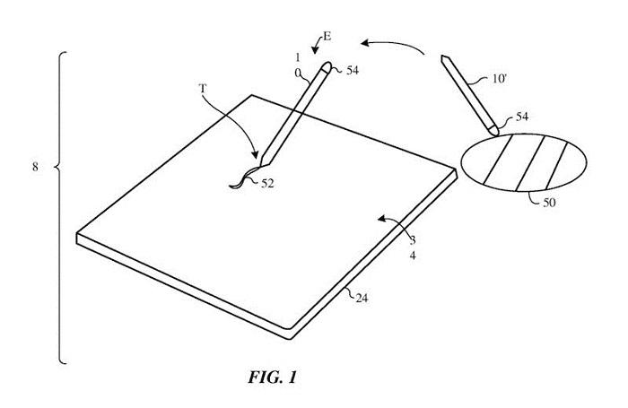 苹果新专利曝光 设计师的福音