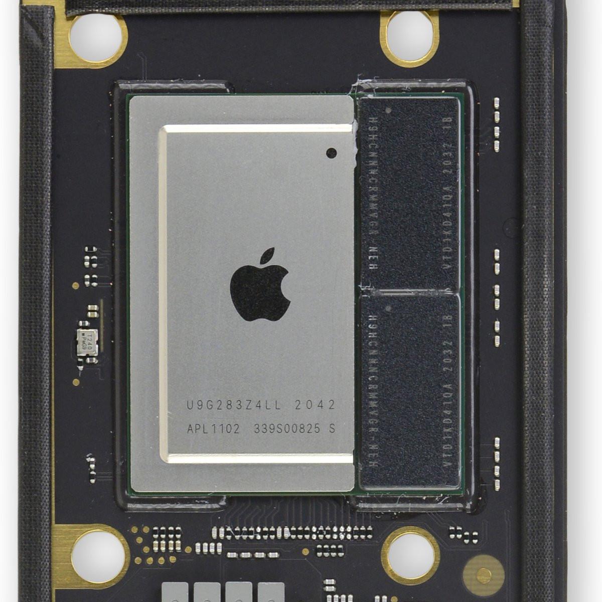 苹果12核M1X芯片曝光:更强大 更专业
