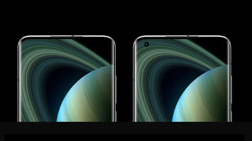 小米MIX 4屏幕形态曝光:双曲面设计、屏下摄像头