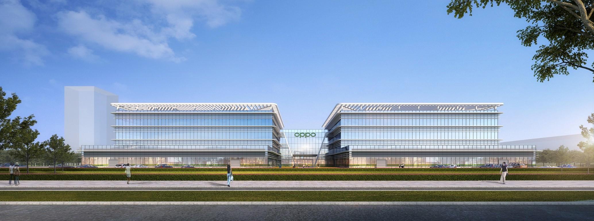 "OPPO滨海湾数据中心A栋获评""碳中和数据中心创新者""评级"