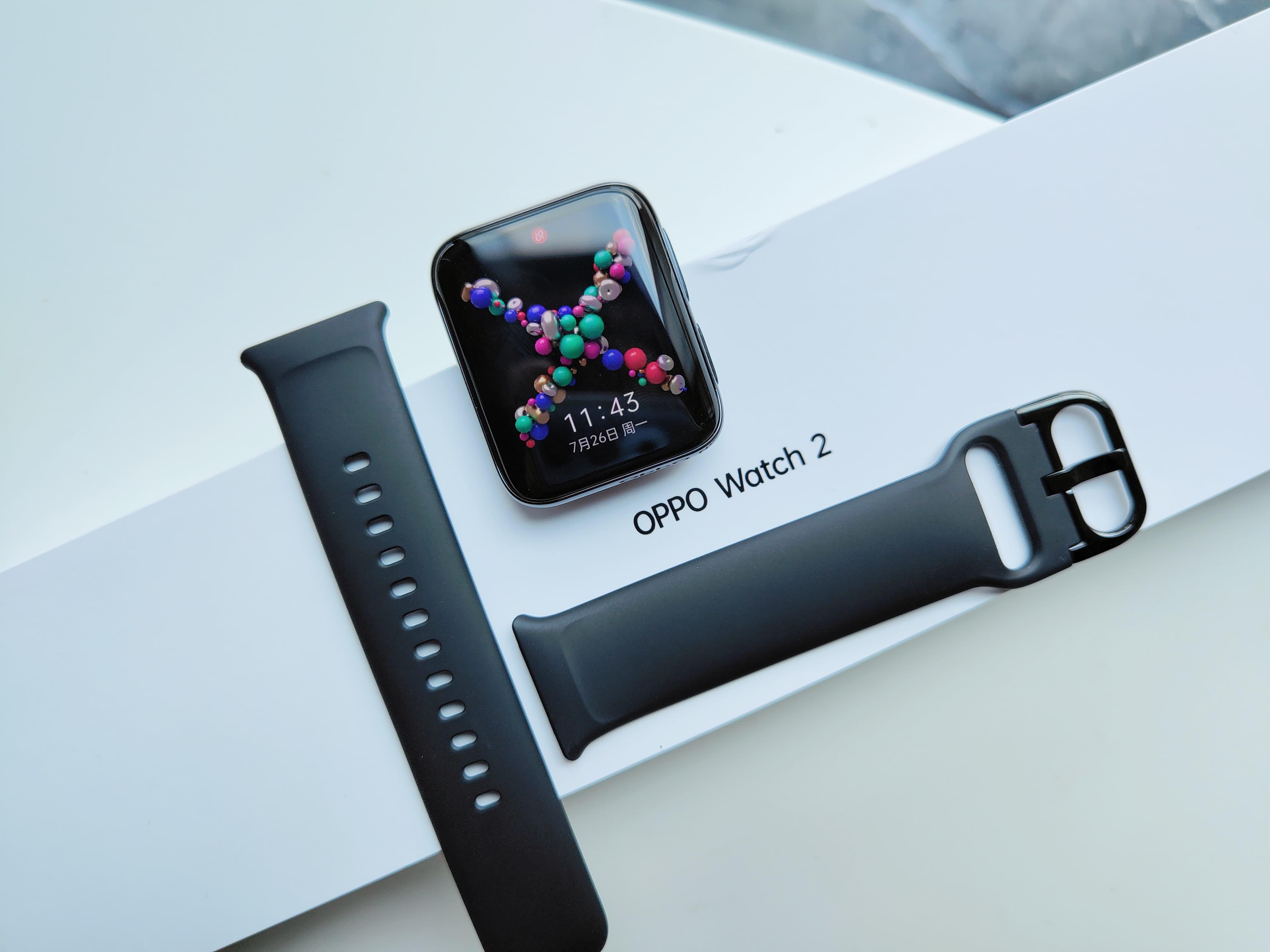OPPO Watch 2 46mm评测:双芯片加长续航 血氧心率全在行