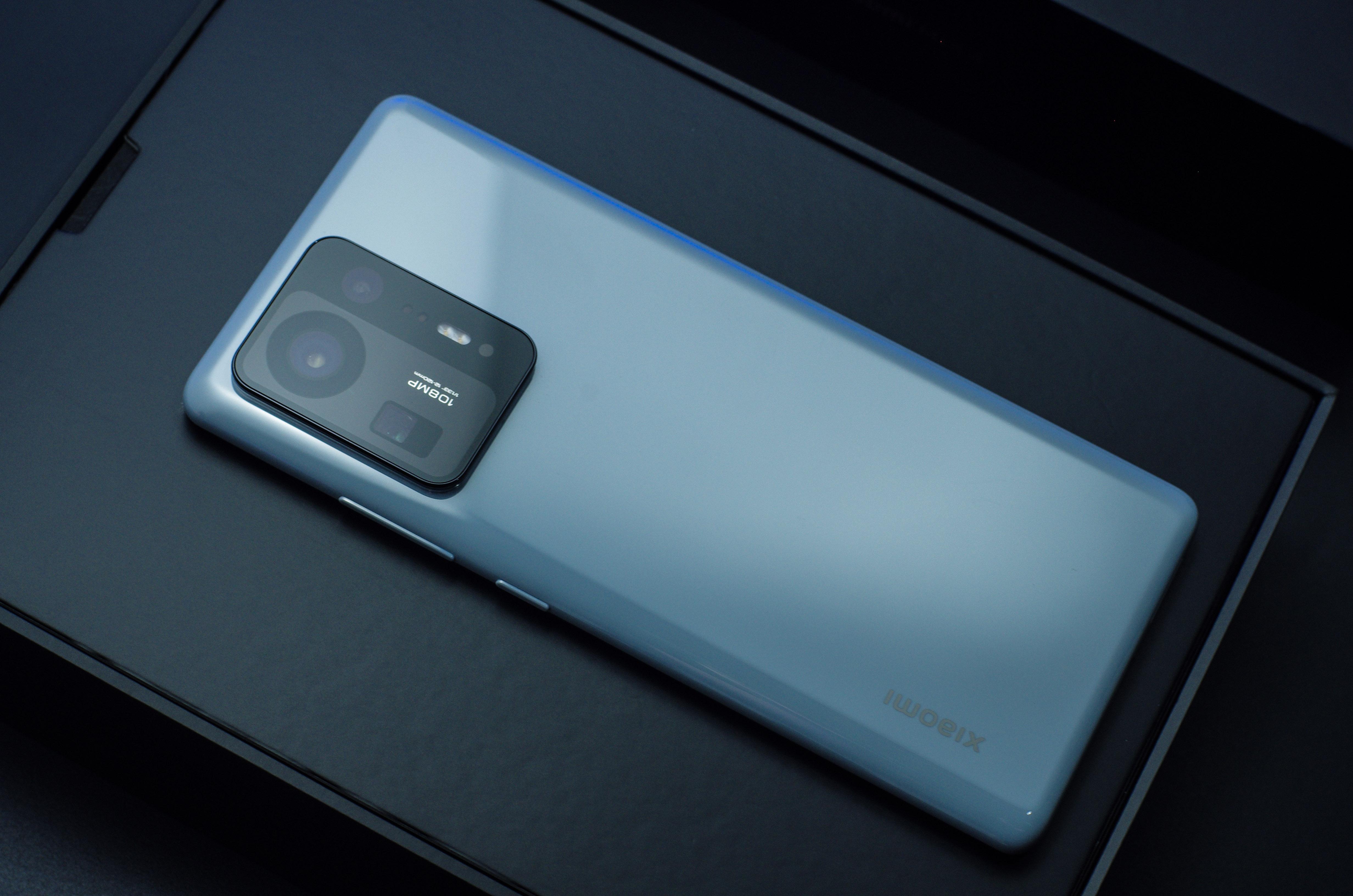 手机屏幕大圆满!小米MIX 4评测:一袭青衣尽风华