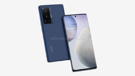 vivo X70 Pro配置外观揭晓:首发自研芯片 蔡司蓝标认证
