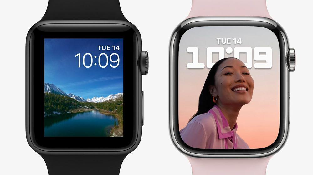 颜值大增 苹果Apple Watch 7系列发布 399美元起