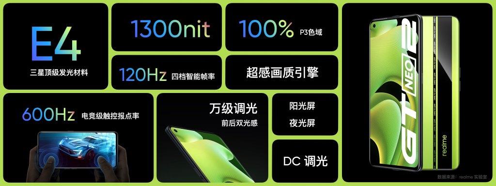 2399元起 realme GT Neo2发布:骁龙870真香机