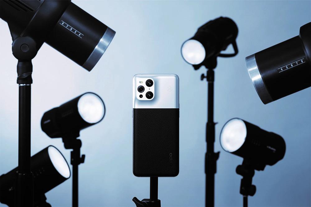 OPPO Find X3 Pro摄影师版开箱:致敬用手机拍照的你