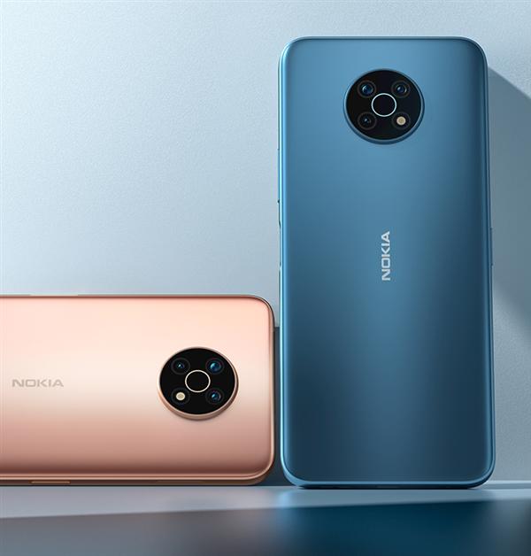 诺基亚首款国行5G手机发布:1499起售 骁龙480