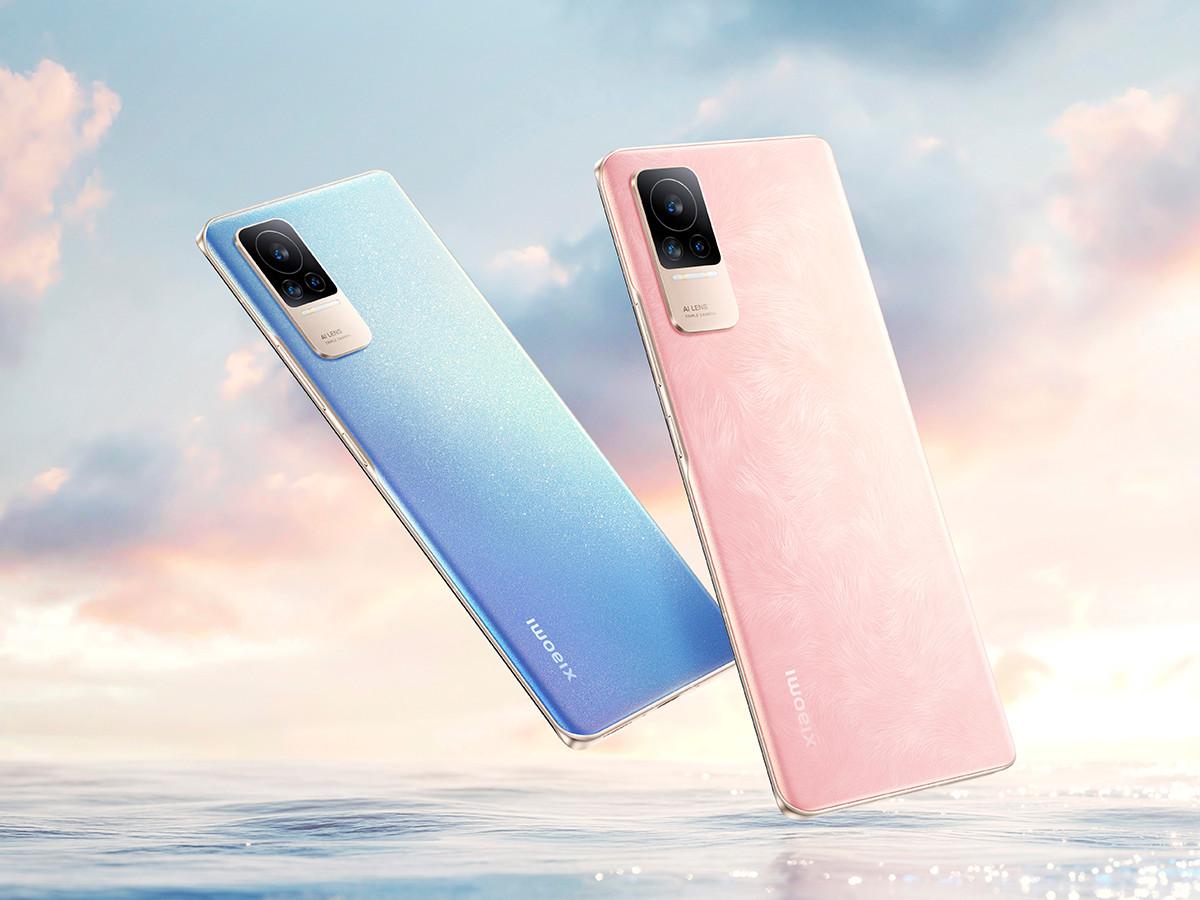 小米Civi正式开售:迄今最美小米手机